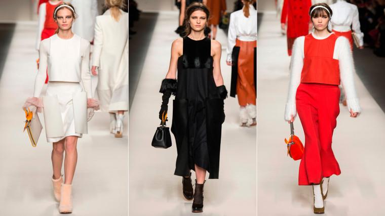 Модные платья: осень-зима 2009