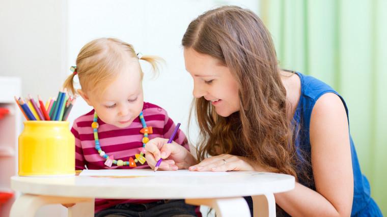 Материнские обязанности