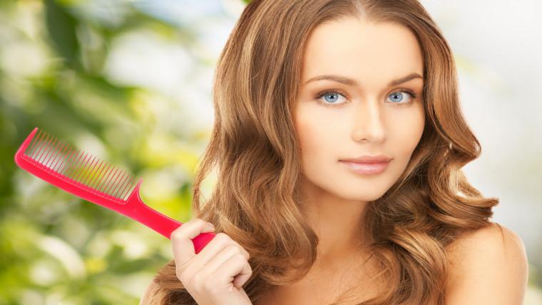Как сделать волосы здоровыми,  густыми и красивыми