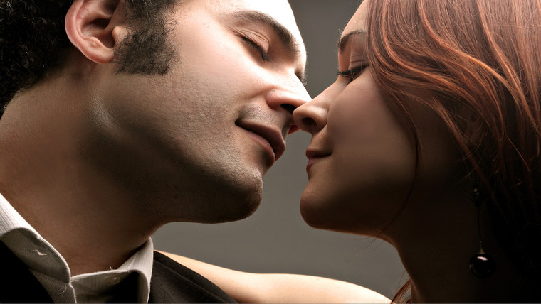 Как нужно правильно целоваться