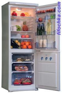 Двухкамерный холодильник - отличный выбор!