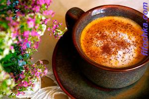 Капучино - популярный кофейный напиток