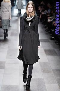 Модные платья из коллекции Burberry Prorsum