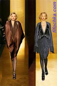 Модные платья от Donna Karan