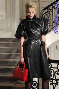 Платья из коллекция Pre-fall 09 от Christian Dior