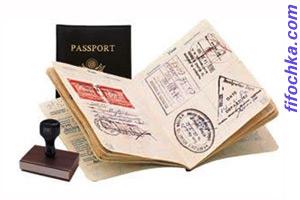 Образец заполнения анкеты на загранпаспорт