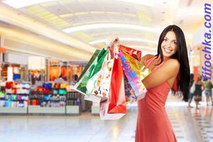 Активный отдых в магазине или... шоппинг